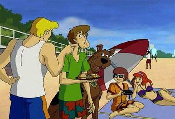 Scooby-Doo & the Legend of the Vampire