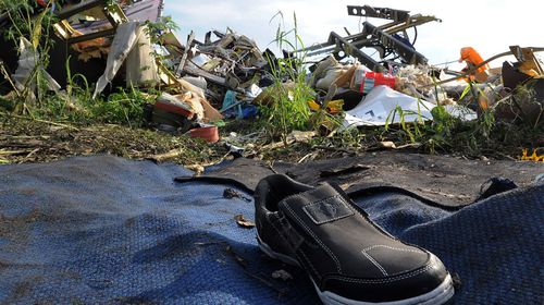 Credit cards stolen from MH17 victims, used in Ukraine