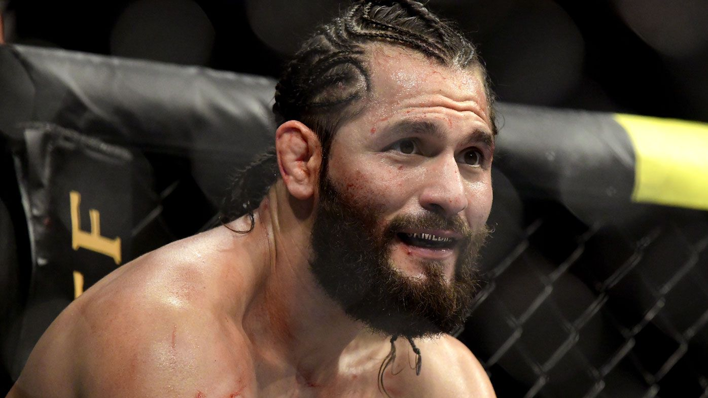 Jorge Masvidal replaces Gilbert Burns on UFC 251 card to fight Kamaru Usman for welterweight title