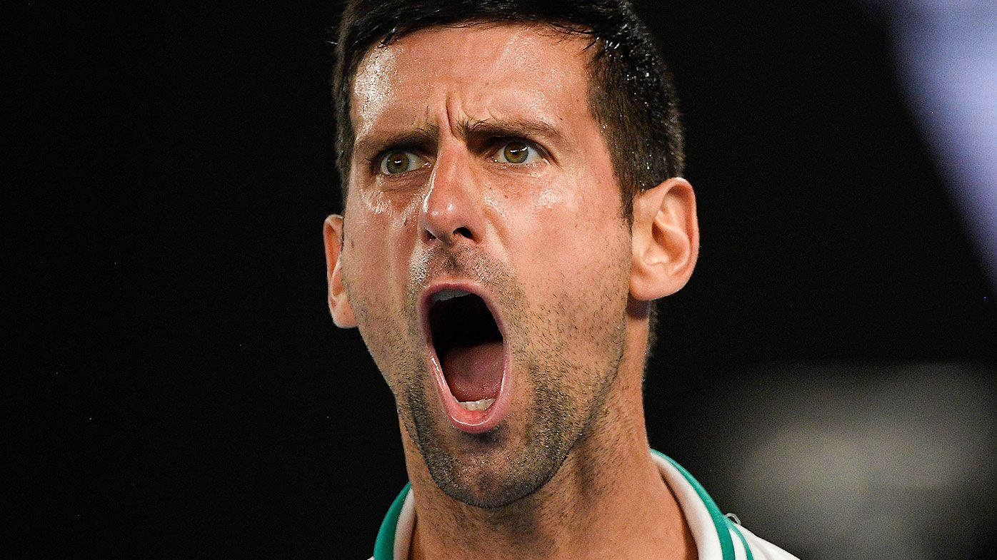 'A lot of work to do': Novak Djokovic not ready to hand over the throne to tennis' next generation