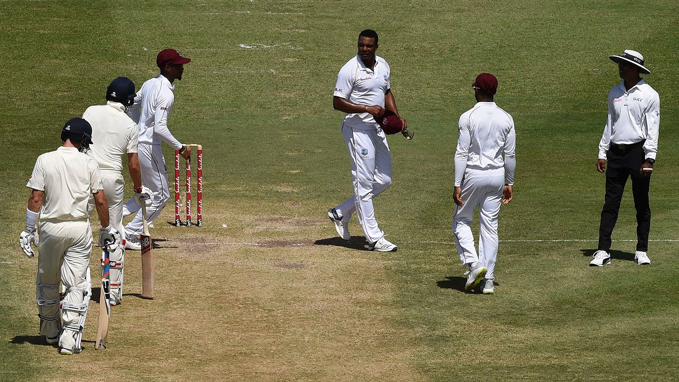 Shannon Gabriel breaks silence over Joe Root sledge that led to ban
