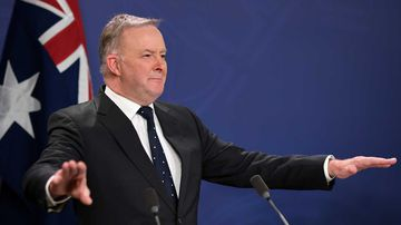 Anthony Albanese has vowed to win over the votes of Queenslanders.
