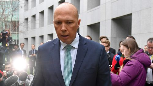Peter Dutton's challenge to Malcolm Turnbull sparked the latest leadership frenzy in Canberra.