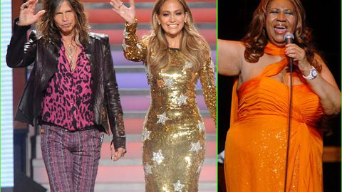 J-Lo and Steven Tyler were sacked from American Idol – now Aretha Franklin wants in
