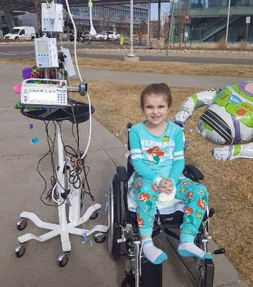 Olivia's mother said she was diagnosed with a rare and fatal disease, suffered from seizures, autism, severe allergies, and intestinal failure.