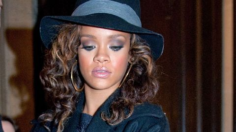 Rihanna hospitalised in Sweden