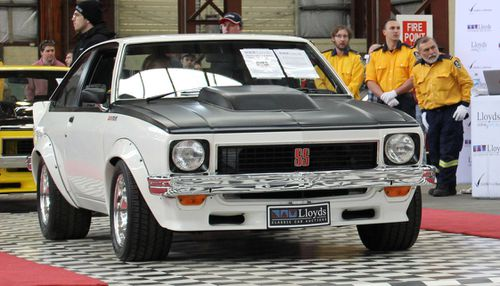 A 1977 Holden Torana SS also sold for $500,000. (Supplied)