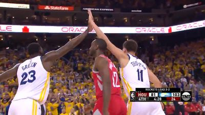 Warriors force Game 7 against Rockets