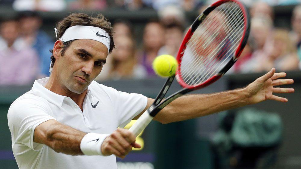 Federer's Wimbledon opener a battle