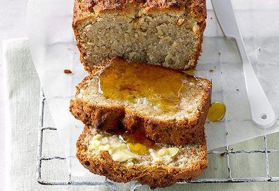"Recipe:<a href=""http://kitchen.nine.com.au/2016/05/05/13/13/banana-bread-with-psyllium-husks"" target=""_top"" draggable=""false"">Banana bread with psyllium husks</a>"