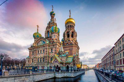 2. St Petersburg