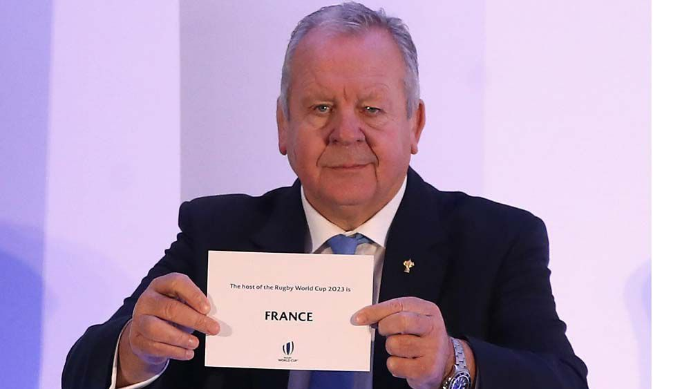 France to host 2023 Rugby World Cup