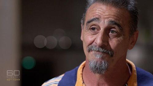 Carl alleges he was taken out of Daruk, plied with alcohol and raped by staffer William Thomas Wright. (60 Minutes)