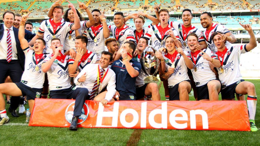 Sydney Roosters take 20s title in comeback
