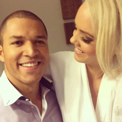 Blake Garvey and Louise Pillidge, The Bachelor<br>