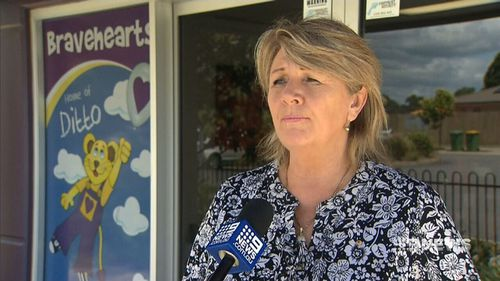 Hetty Johnston said children are getting harmed by drug-using parents time after time. (9NEWS)