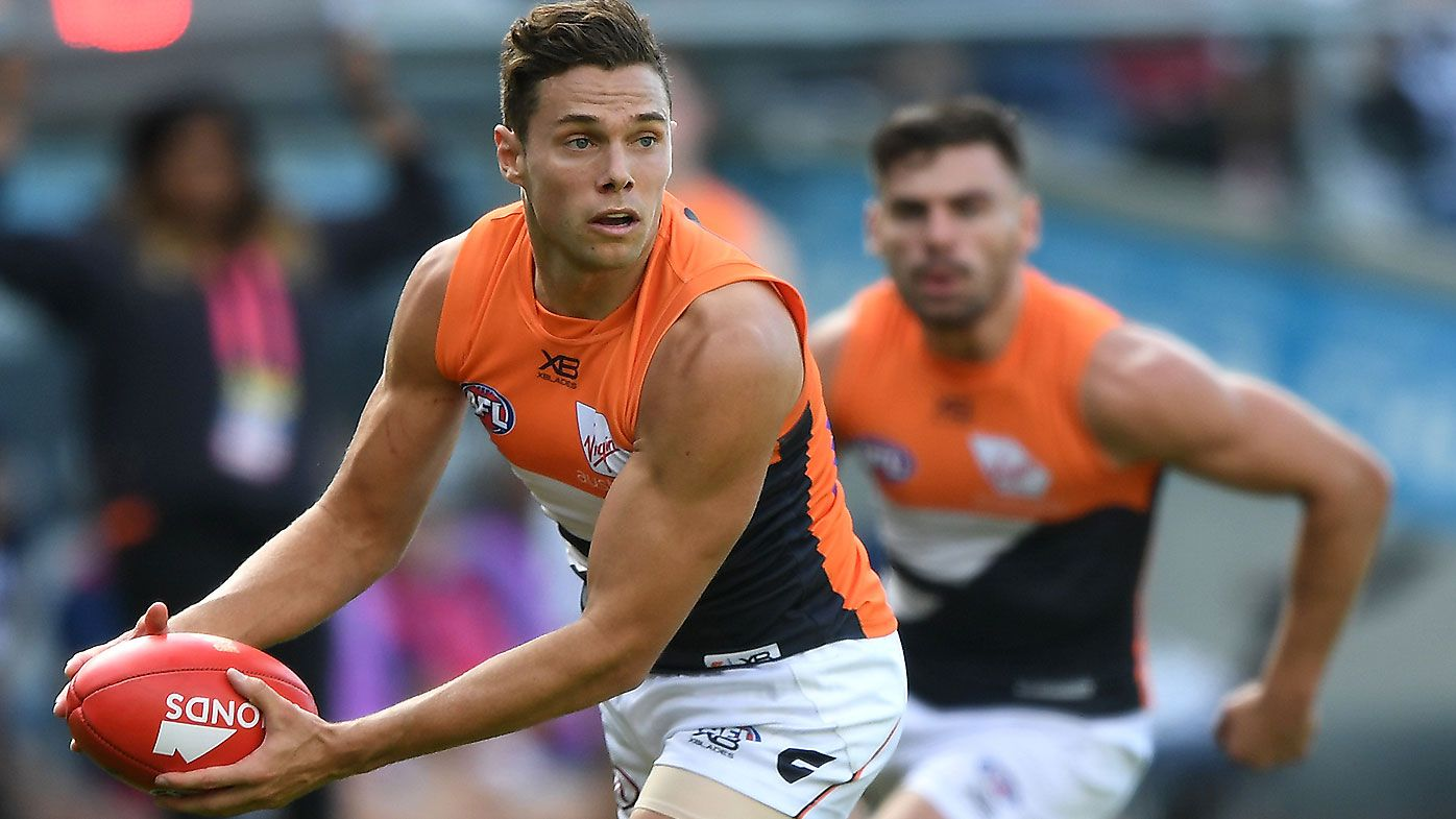 How Josh Kelly's commitment can help GWS Giants keep Stephen Coniglio and stay alive