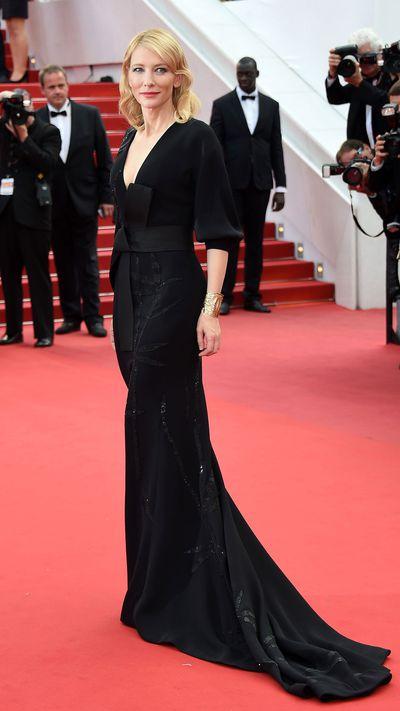 Cate Blanchett: Now...