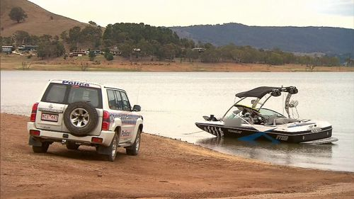 A young boy has drowned at Lake Eildon.