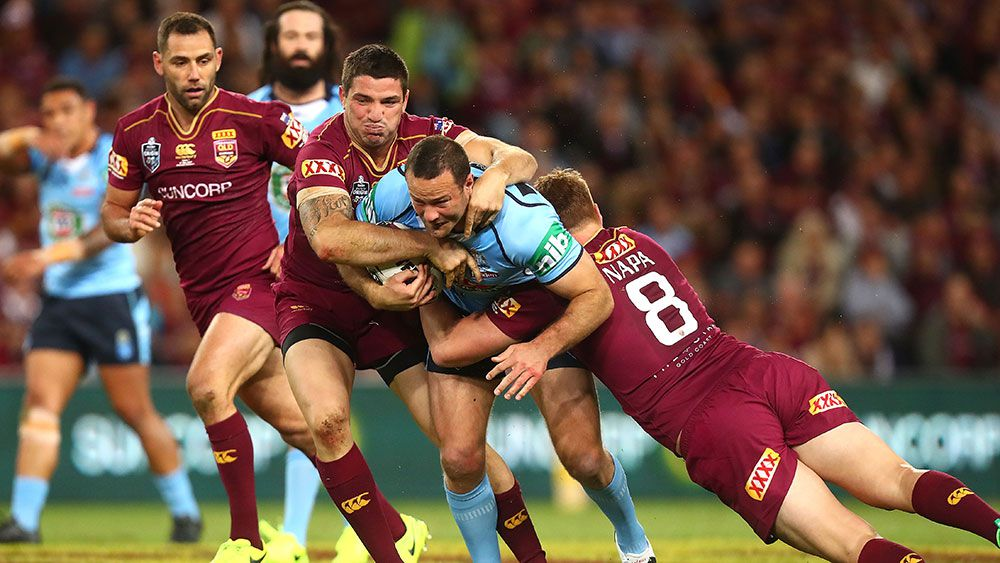 State Of Origin Game  Score Result Queensland Put On Second Half Comeback To Stun Blues