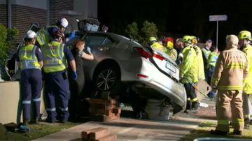 Brighton Le Sands carjacking assault Sydney man fled St George Hospital allegedly stole car crime news NSW