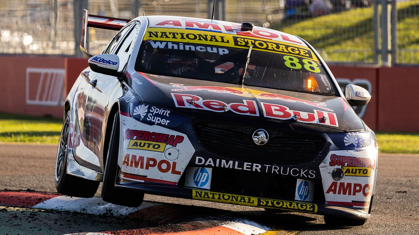 Tennager Broc Feeney to replace Jamie Whincup at Red Bull Ampol Racing in 2022