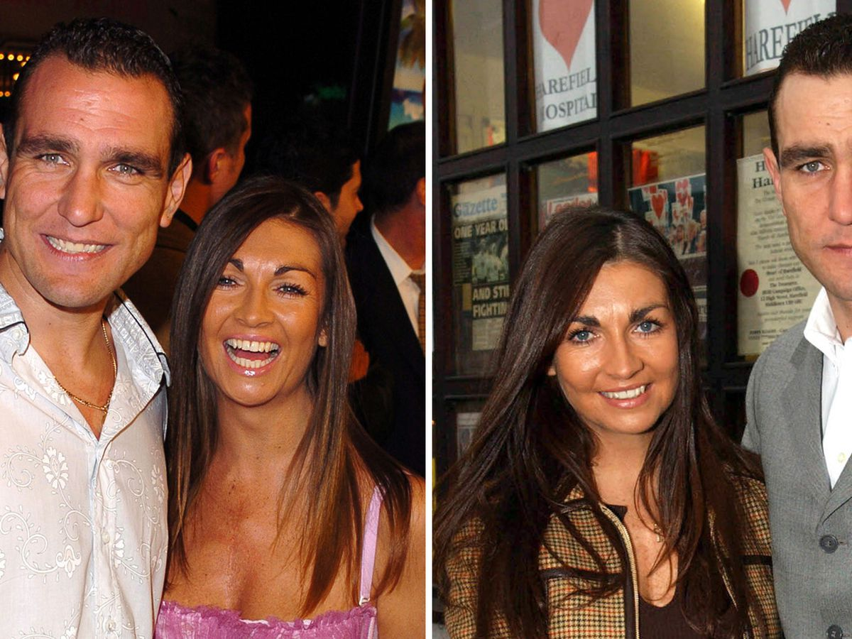 British Actor Vinnie Jones Mourns Death Of His Wife Tanya Following A Long Illness 9celebrity