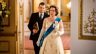 Olivia Coleman as Queen Elizabeth II in The Crown Season Three