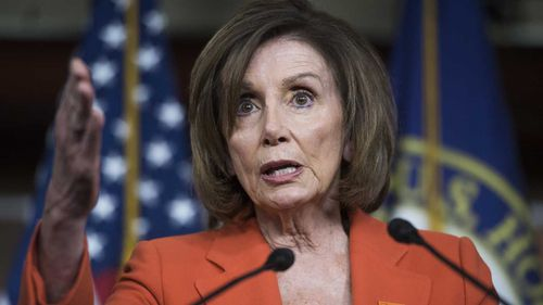 Nancy Pelosi reportedly wants to see Donald Trump 'in prison'.