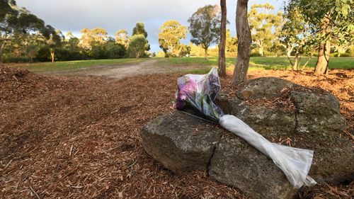 190527 Courtney Herron death man charged Melbourne Royal Park tributes crime news Victoria Australia