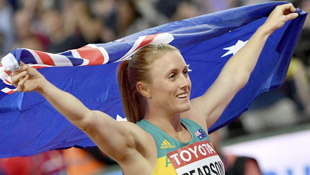 Champion Australian hurdler Sally Pearson snubbed for top IAAF athletics award