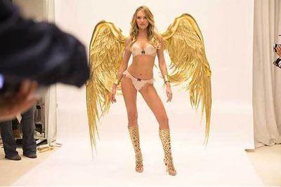 Candice Swanepoel, an original angel.