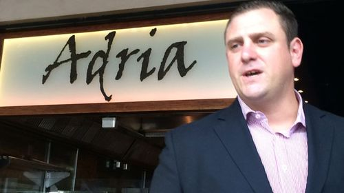 Restaurant manager Peter Manettas said he wasn't surprised Mr Johnson attempted to save the other hostages.