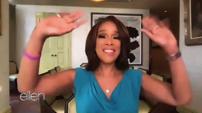 Gayle King makes big family announcement