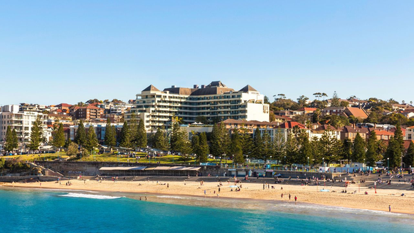 Crowne Plaza Coogee Beach