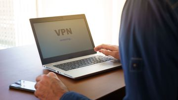 vpnMentor cybersecurity researchers claim they found an unsecured server shared by several VPNs (file photo).