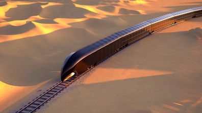 All aboard, a $350M 'palace on rails' luxury train is in the works