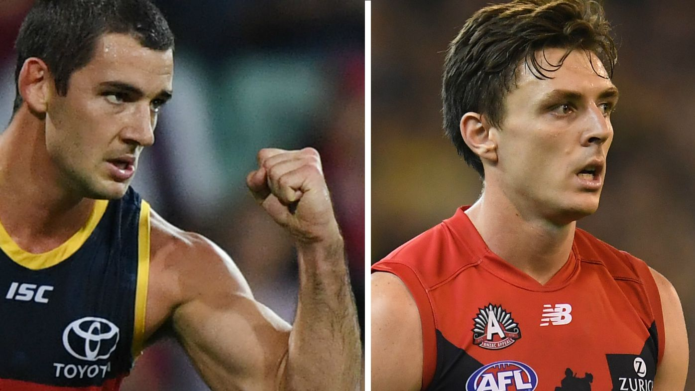 Melbourne's Jake Lever braces for fiery reunion with former Adelaide teammates