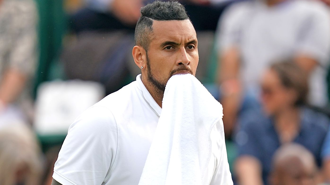 Nick Kyrgios officially withdraws from Tokyo Olympic Games