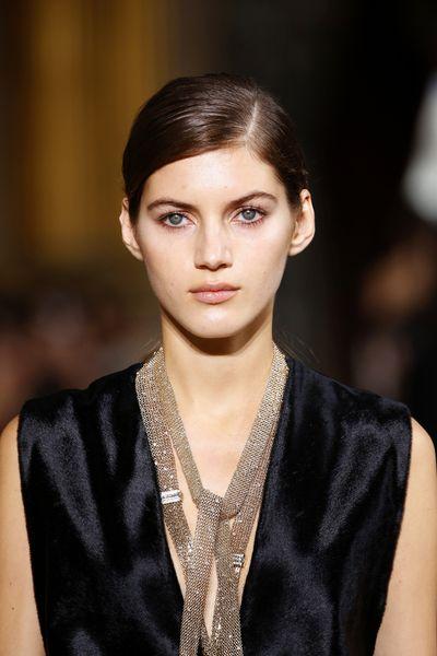 Lanvin, spring/summer '17, Paris Fashion Week.