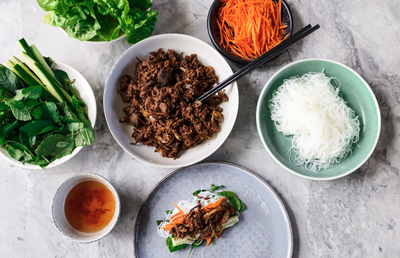 Woolworths launch plant-based meat product endorsed by Michelin Star chef