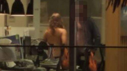 NZ pair caught having sex in office