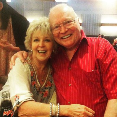 Patti Newton shared a touching post for Valentine's Day.