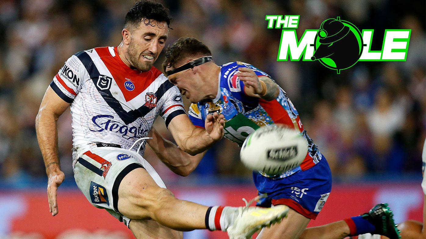 Brock Lamb set to quit Sydney Roosters for Super League side London Broncos