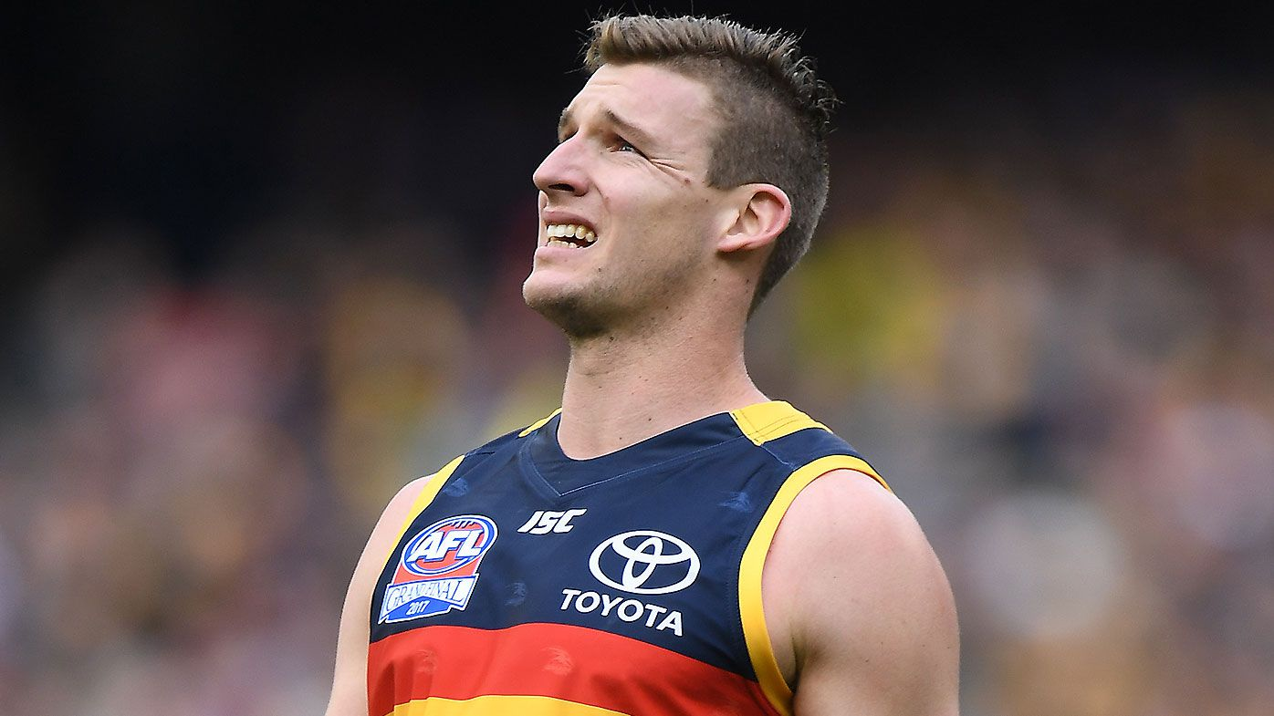 Adelaide star Josh Jenkins reveals mental health toll after abusive comments