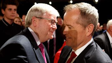 Kevin Rudd has dismissed the accusations levelled at Queensland voters in the wake of the election.