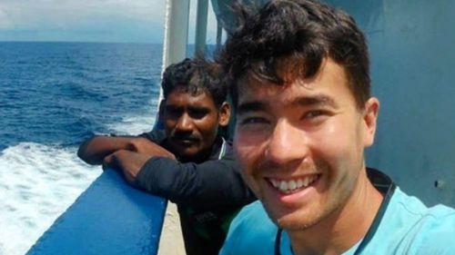 Indian officials are struggling to retrieve the body of American adventurer John Allen Chau. (Instagram)