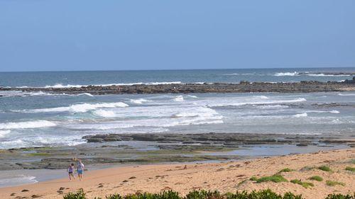 Shelly Beach on the NSW Central Coast. (CentralCoastAustralia.com.au file pic)