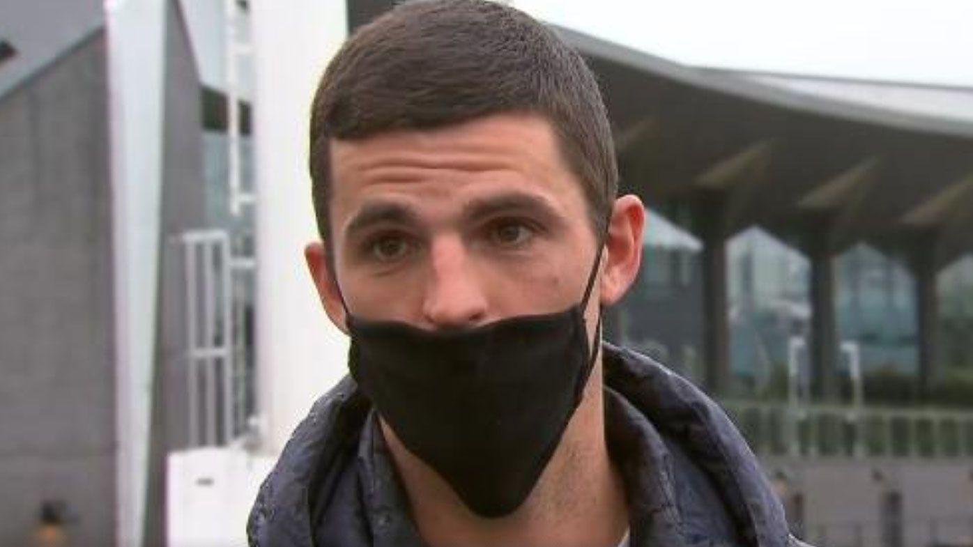 Magpies skipper Scott Pendlebury left feeling 'numb' after 'shock' Buckley exit