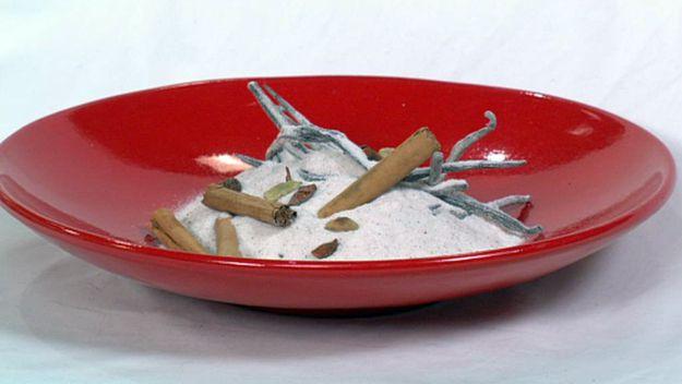 Vanilla & chai flavoured sugar